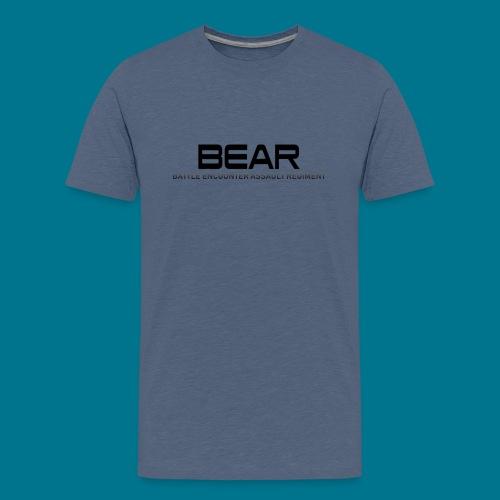 BEAR Battle Encounter Assault Regiment - T-shirt Premium Ado