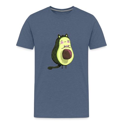 Catocado - Teenage Premium T-Shirt