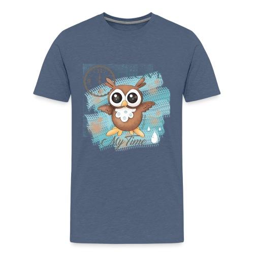 GUFO-E-TEMPO - Maglietta Premium per ragazzi