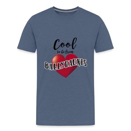 Ballyhaunis tshirt Recovered - Teenage Premium T-Shirt