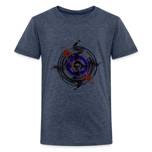 Skull Trash - T-shirt Premium Ado