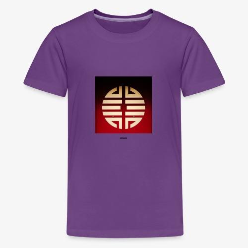 SIGN #01 - Teenager Premium T-Shirt
