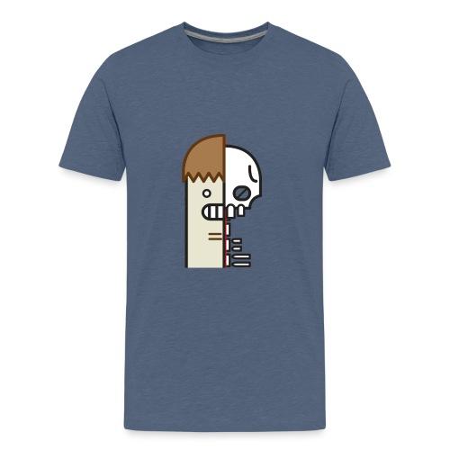 death or live - Camiseta premium adolescente