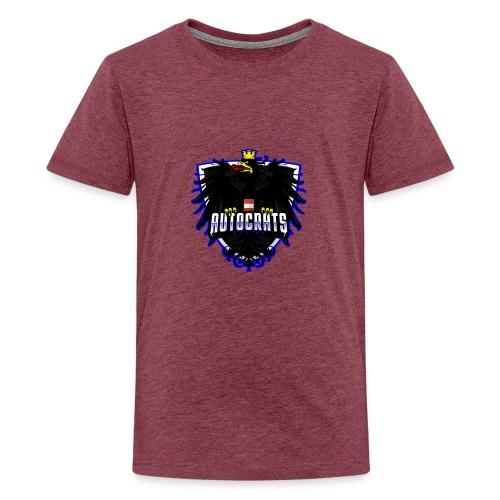 AUTocrats blue - Teenager Premium T-Shirt