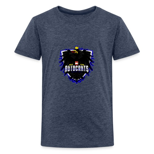 AUTocrats blue - Teenager Premium T-Shirt