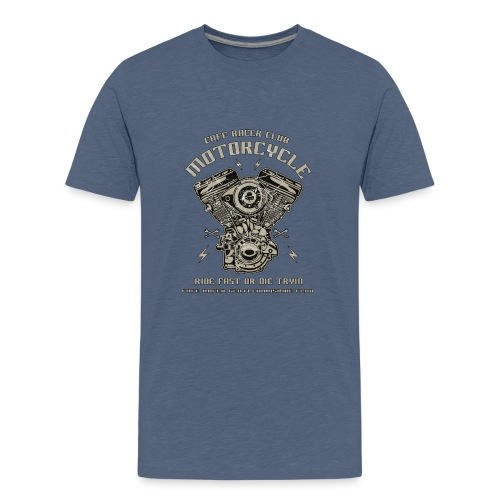Custom engine - Teenage Premium T-Shirt