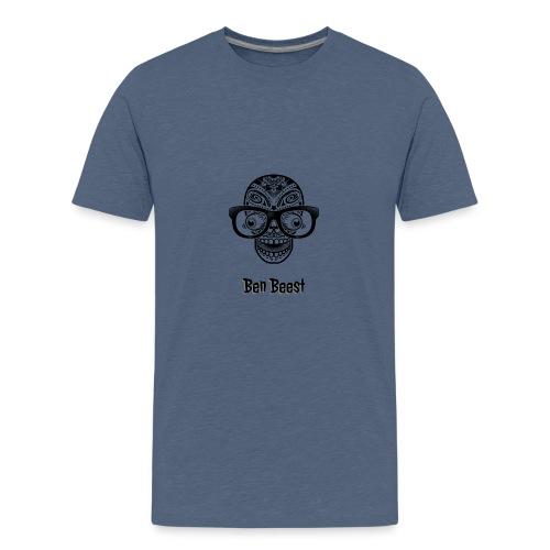 Koppige - Ben Beest - Teenager Premium T-shirt