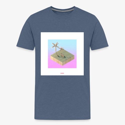 ISLAND #01 - Teenager Premium T-Shirt