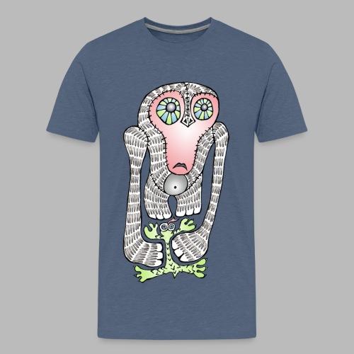 SQUISHED - Teenage Premium T-Shirt