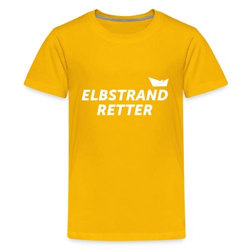 elbstrad_retter - Teenager Premium T-Shirt