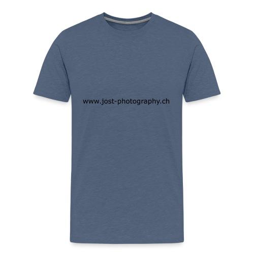 Website Jost Photography - Teenager Premium T-Shirt