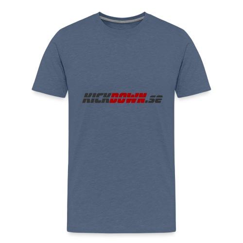 Kickdown.se - Premium-T-shirt tonåring