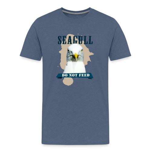 SEAGULL - DO NOT FEED - Teenager Premium T-Shirt