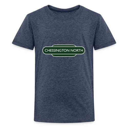 Chessington North Southern Region Totem - Teenage Premium T-Shirt