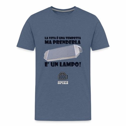 INTERCOOLER (nero) - Maglietta Premium per ragazzi