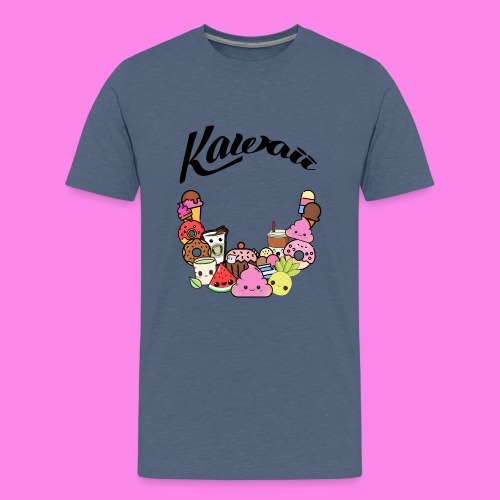 Kawaii - Süssigkeiten Sweets - Teenager Premium T-Shirt