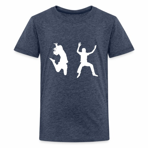 Trampoline - Teenage Premium T-Shirt