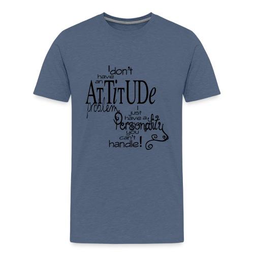 personality - Teenager Premium T-shirt
