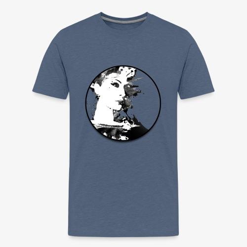 Logo Mari sin nombre - Maglietta Premium per ragazzi