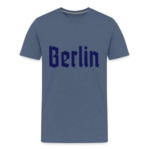 BERLIN Fraktur - Maglietta Premium per ragazzi