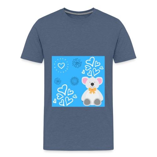 I LOVE ORSETTI - Maglietta Premium per ragazzi
