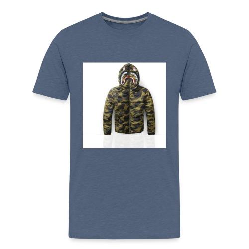 38AB183F FD38 4775 8761 1C85A6A9B467 - T-shirt Premium Ado