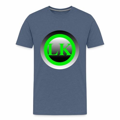 New Logo LK - Teenage Premium T-Shirt