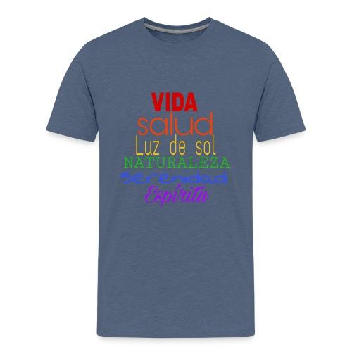 Diversidad - Camiseta premium adolescente