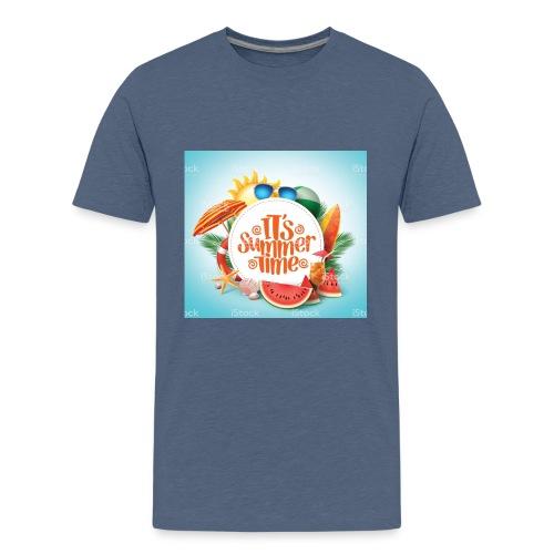 Barbaros - Premium-T-shirt tonåring