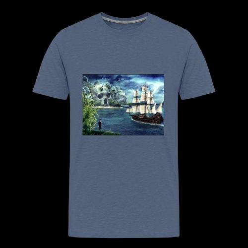 Isola - Maglietta Premium per ragazzi