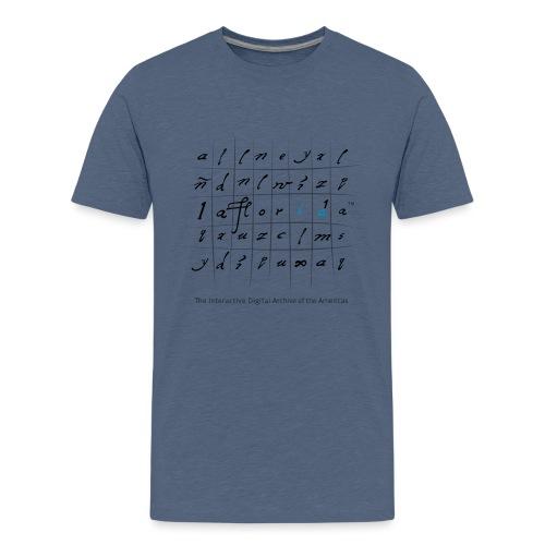 La Florida 16th Century - Camiseta premium adolescente