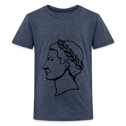 Gaius Julius Caesar - Teenager Premium T-Shirt