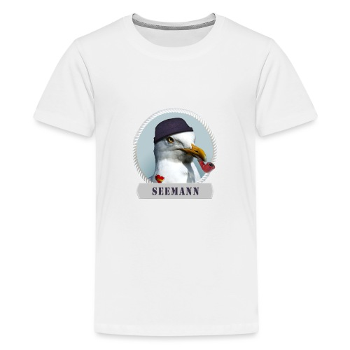 Seemann - Teenager Premium T-Shirt