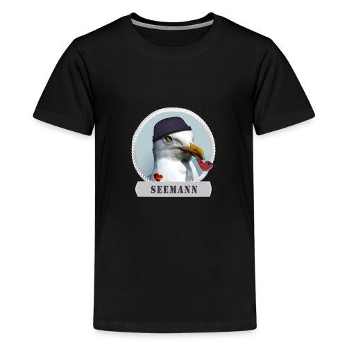 Seemann - Teenager Premium T-Shirt