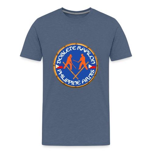 Arnis Kali Doblete Rapilon - T-shirt Premium Ado
