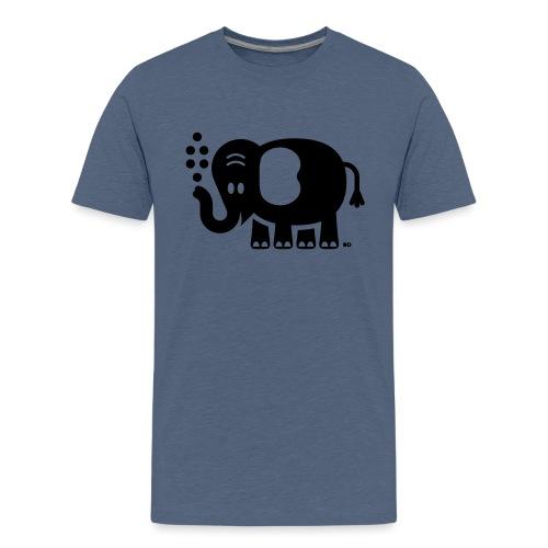 BD Svetlana Elefant - Teenager Premium T-Shirt
