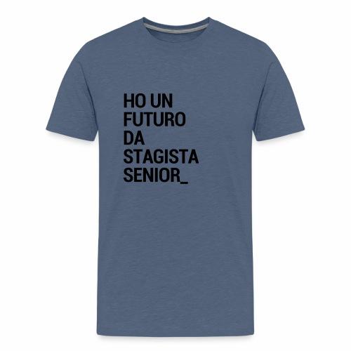 Stagista senior - Maglietta Premium per ragazzi