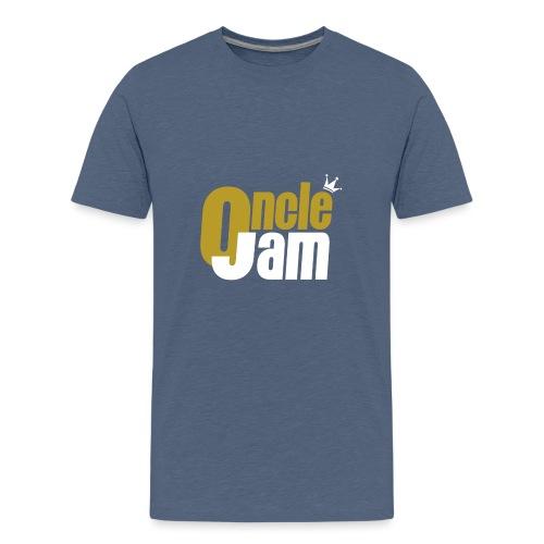 Oncle Jam - T-shirt Premium Ado