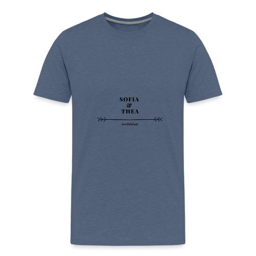 Sofia Thea - Premium-T-shirt tonåring