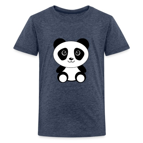 Panda Trend Sommer design - Teenager Premium T-Shirt
