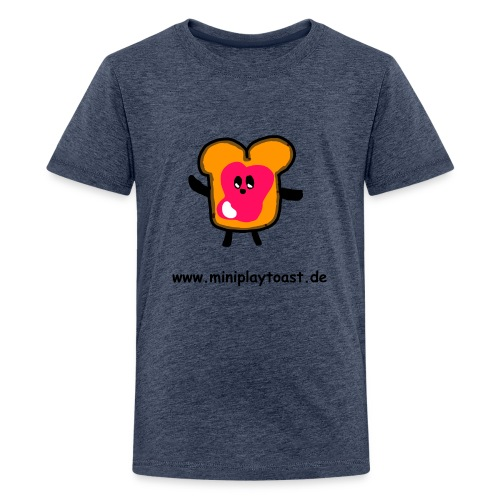 MINIPLAYTOAST Fanartikel - Teenager Premium T-Shirt