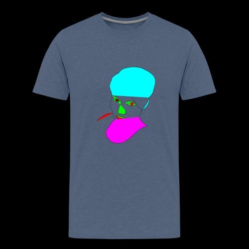 Eule1 - Teenager Premium T-Shirt