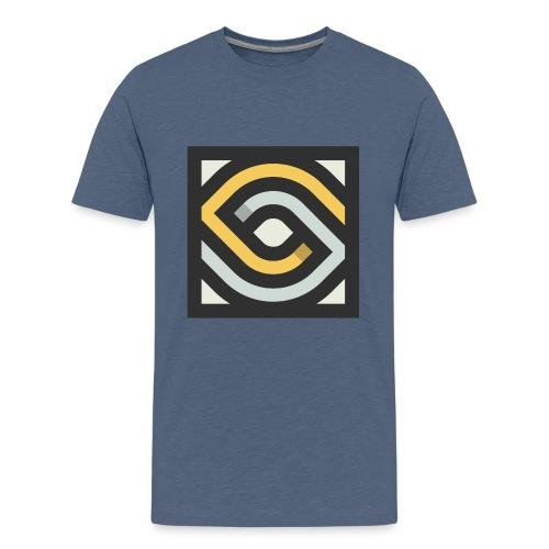 Auge - Teenager Premium T-Shirt