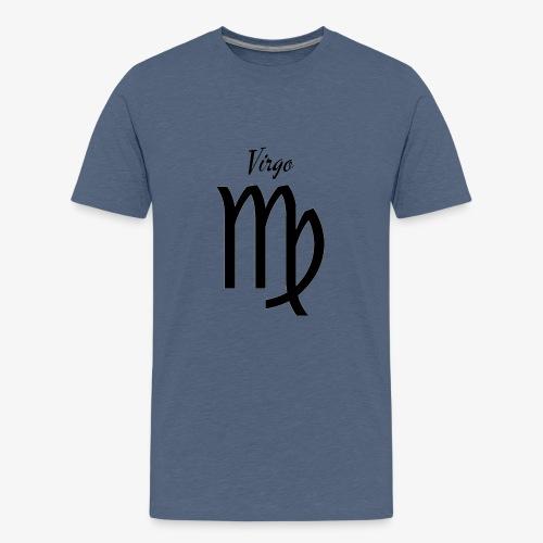Virgo Sternzeichen T-Shirt - Teenager Premium T-Shirt