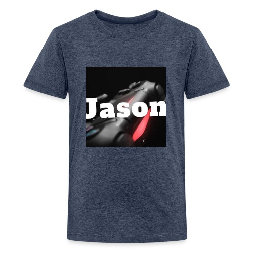 Jason08 - Teenager Premium T-Shirt