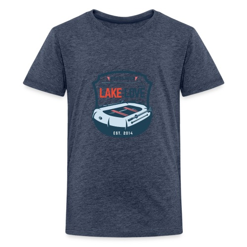 BFM Lake Love - Teenager Premium T-Shirt