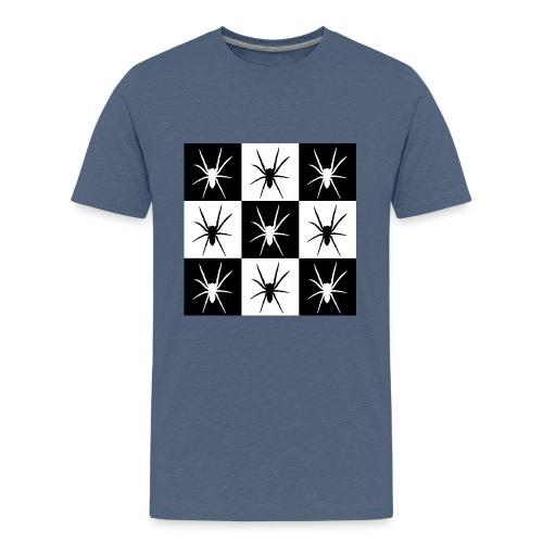 Spider 1jpeg - T-shirt Premium Ado