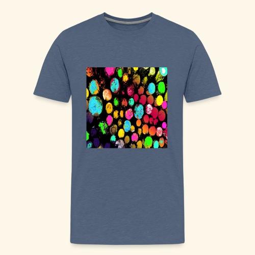 Tronchi arcobaleno - Maglietta Premium per ragazzi
