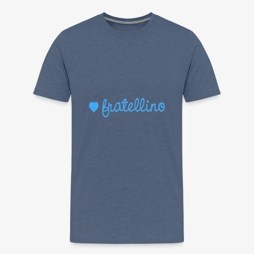 fratellino - Teenager Premium T-Shirt