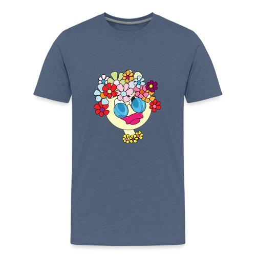 flowergirl soft - Teenager Premium T-Shirt